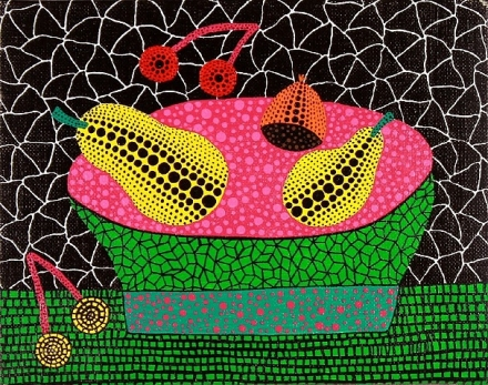 yayoi-kusama-fruits-1995